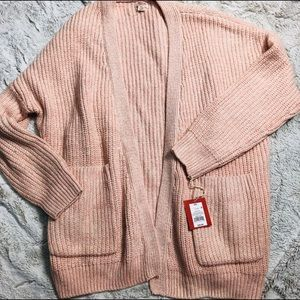 Mossimo • Grandpa Chunky Knit Cardigan
